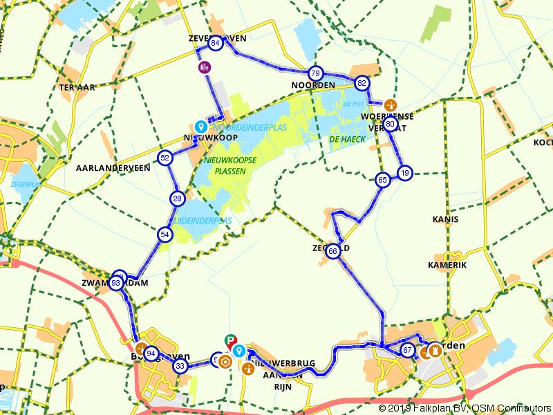 Meijepolder Bodegraven, Woerden en Nieuwkoop