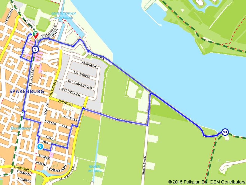 rondje Spakenburg