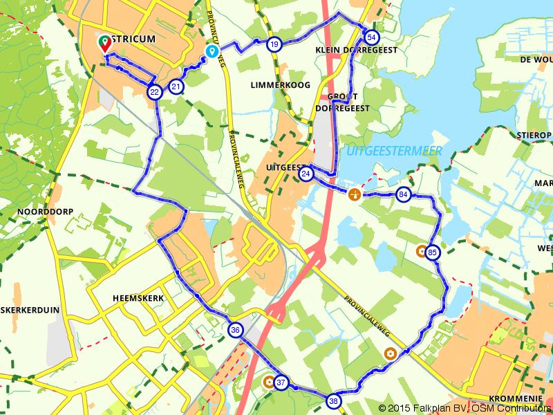 Verken de Stelling van Amsterdam