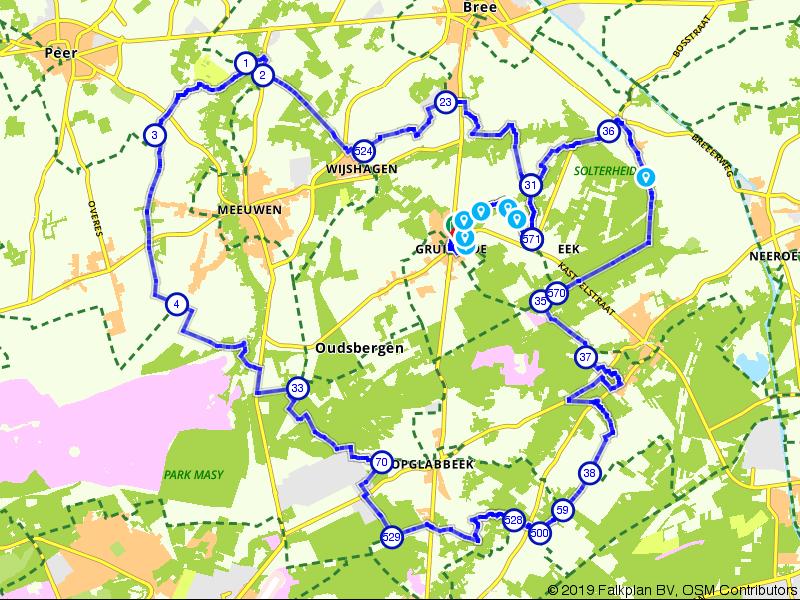 Ronde van Oudsbergen