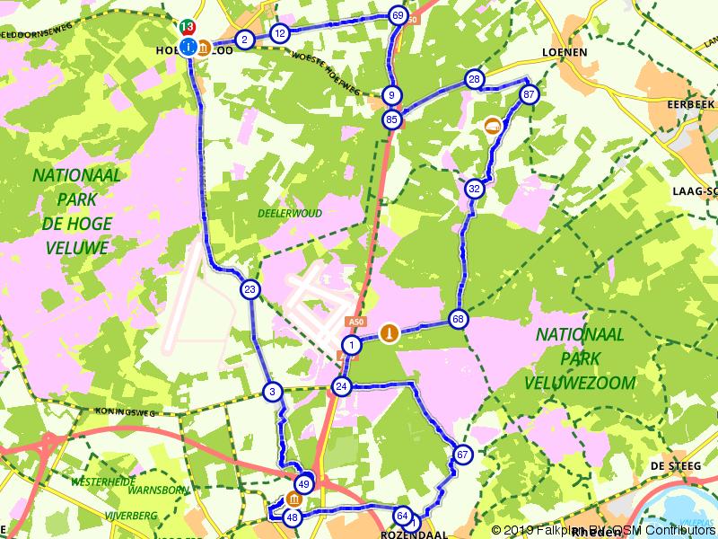 Rondje Arnhemse Heide