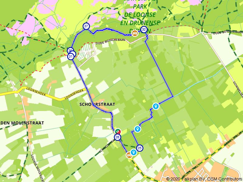 Rondom Udenhout