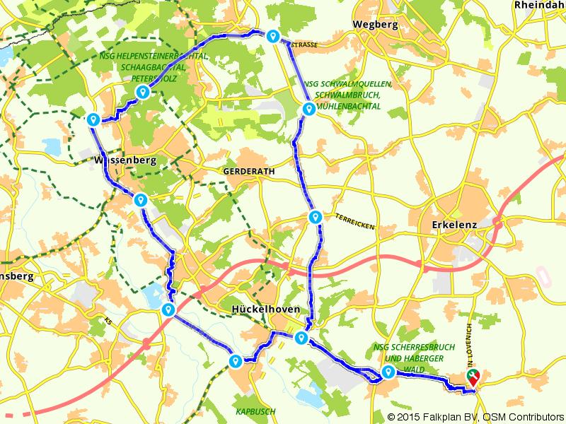 Lövenich, Arsbeek, Ratheim