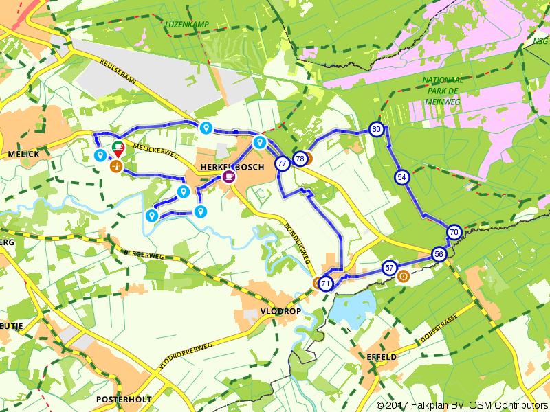 Een rondje Herkenbosch