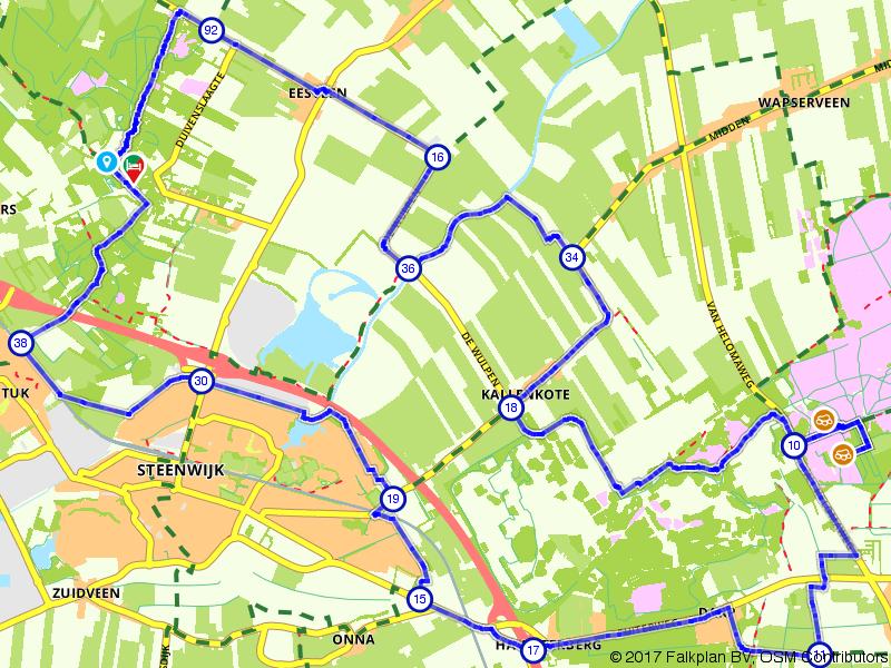 Historische hunebedden bewonderen bij Havelte