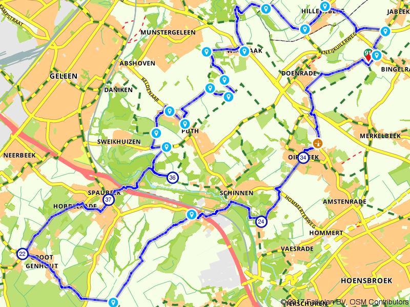 Een uitstapje over de Duitse grens vanuit Zuid-Limburg