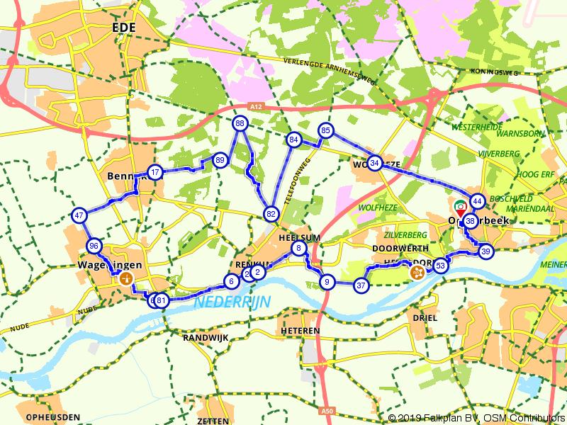 Fiets mee en beleef de Slag om Arnhem