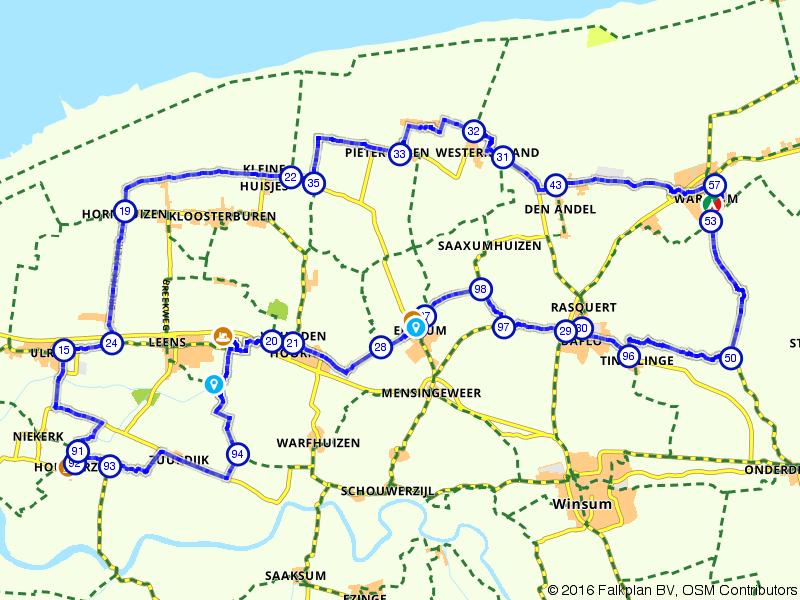 Ambachten en lekkernijen in Noord-Groningen
