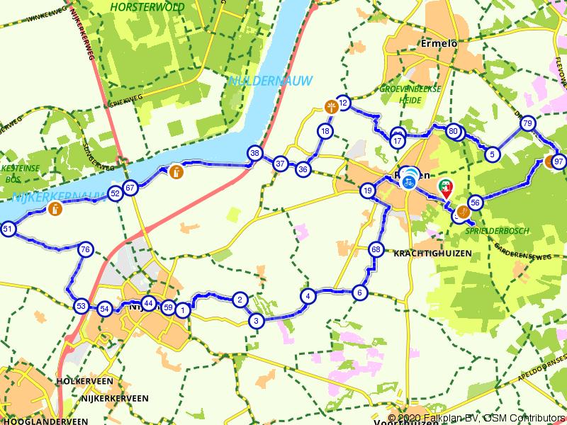 Rondje Spannende Geschiedenis vanuit Schovenhorst