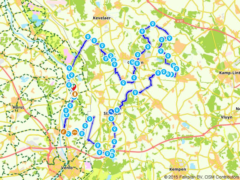 AGRO-route