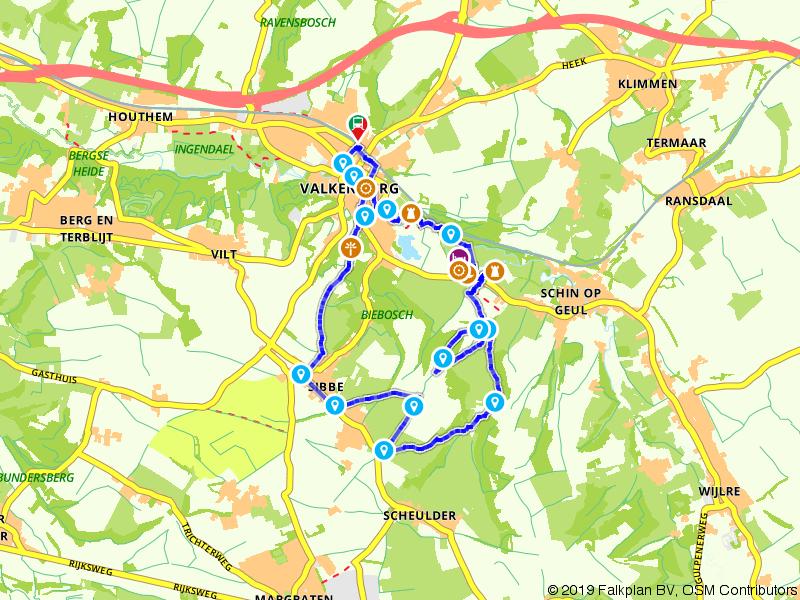 Wandelen langs Zuid-Limburgse kastelen
