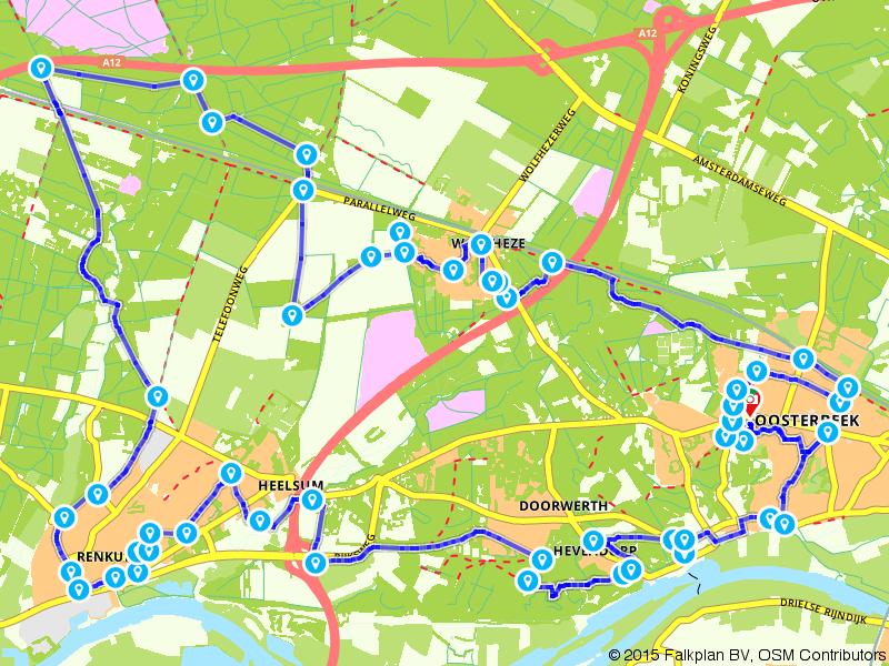 Airborne Wandeltocht - 40 km