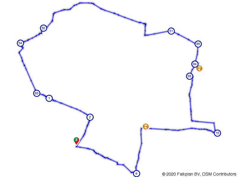Fietsen rondom Driebergen