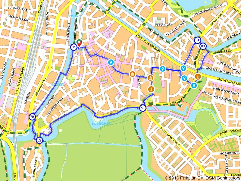 Stadswandeling Den Bosch