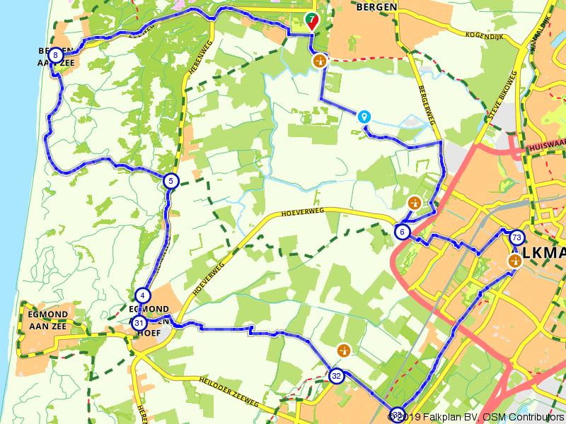 Ontdek de molens in Noord-Holland