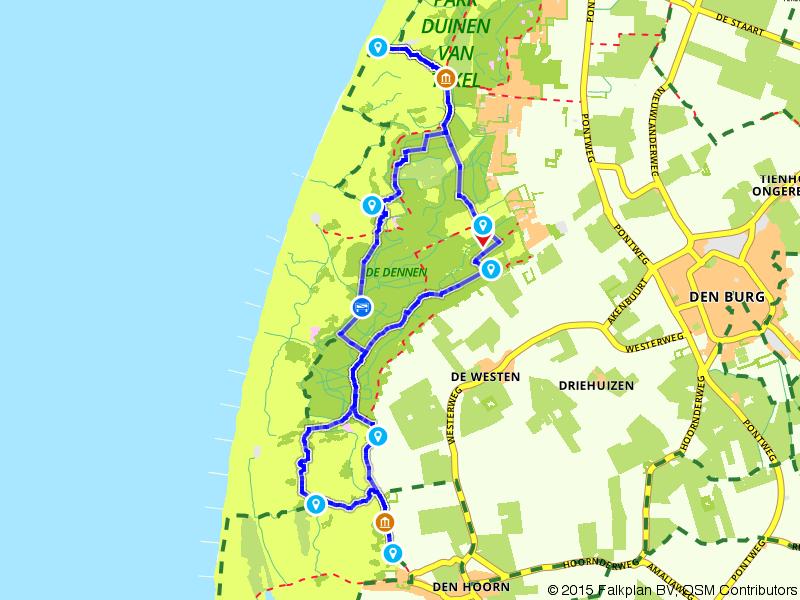 Wandelend Texel verkennen