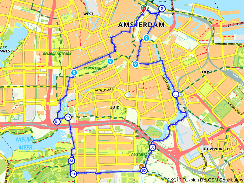 Ontdek hartje Amsterdam