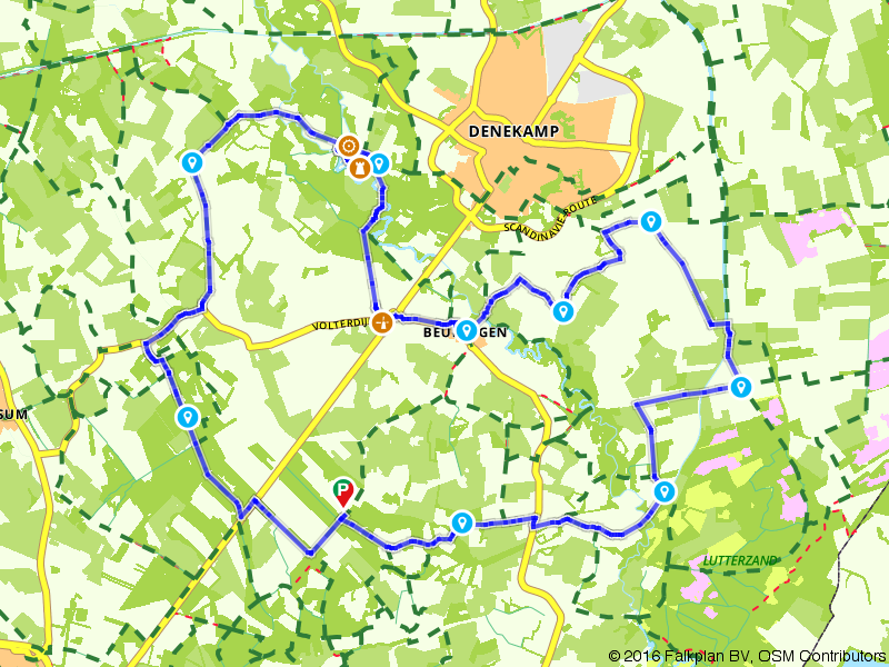 Verken het groene Twente