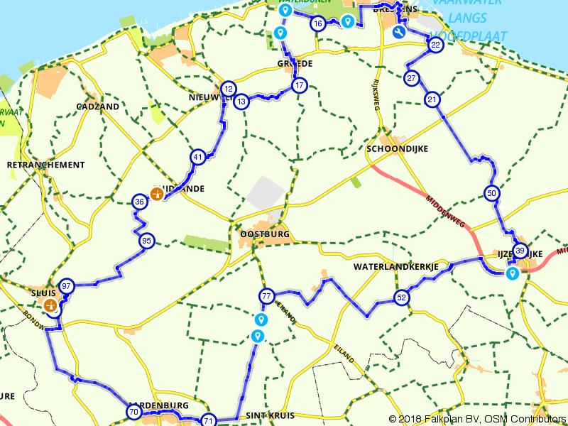 Zeeuws-Vlaanderen op zijn mooist