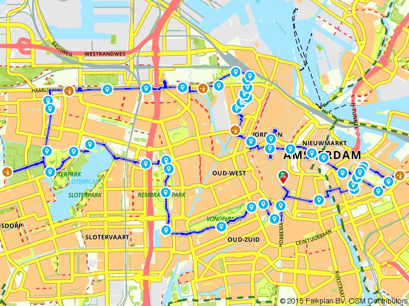 Amsterdam Windmills & Parks