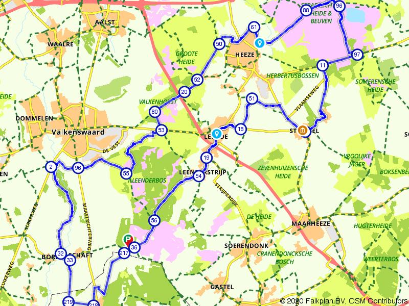 Verken Nederland en België op de fiets