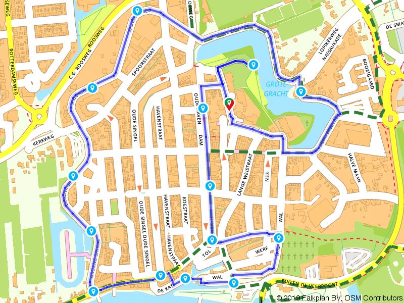 Waterlinieommetje Schoonhoven