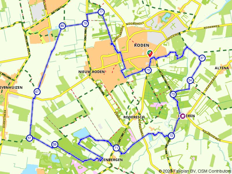Het oude Drentse esdorpenlandschap