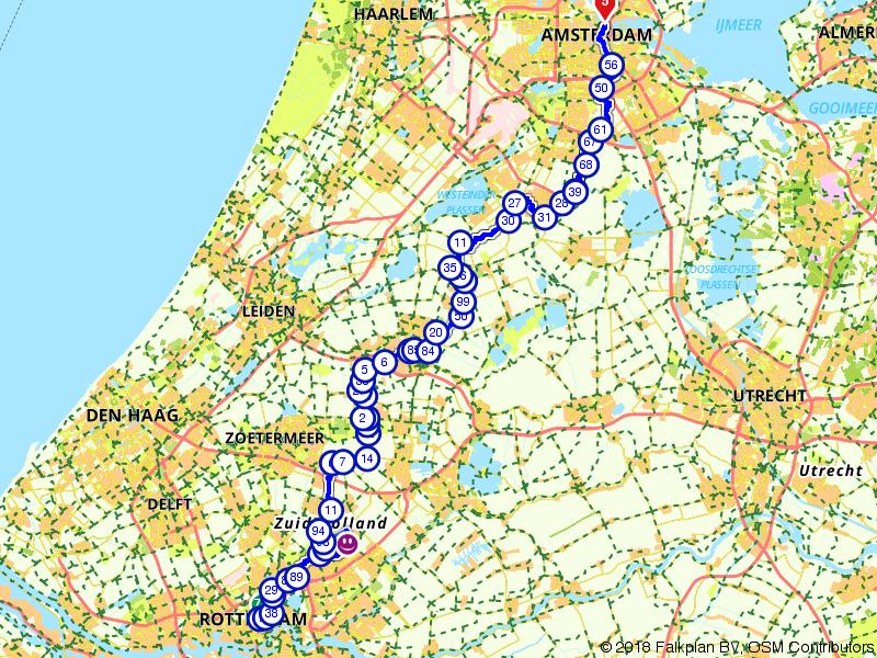 LF2 - Amsterdam-Rotterdam