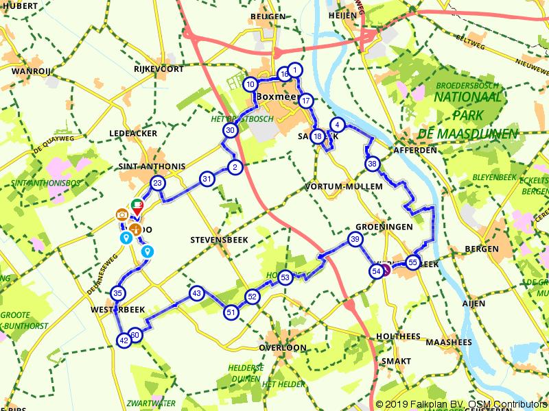"""Een dagje ontspannen bij """"Ons Moe"""" in Oost-Brabant"""