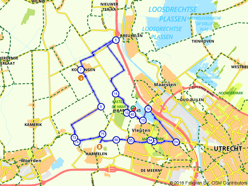 Op ontdekking langs de westrand van Utrecht