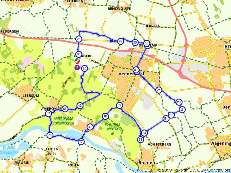Prachtige natuurgebieden rondom Veenendaal