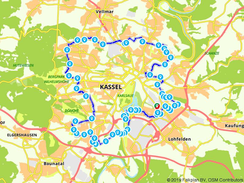 Kasseler Entdecker-RundePascal Pfarr