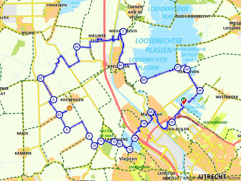 Genieten langs de Utrechtse Vecht