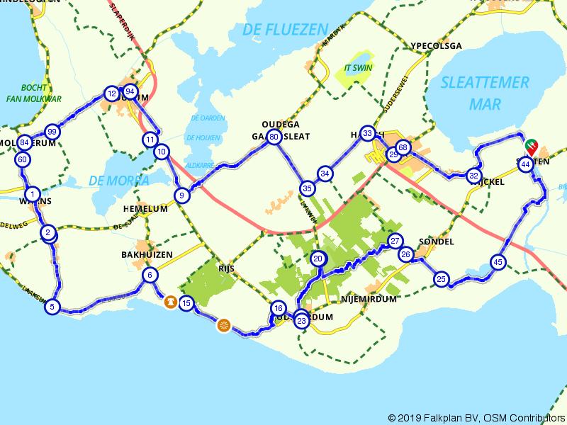 Genieten van Zuidwest-Friesland