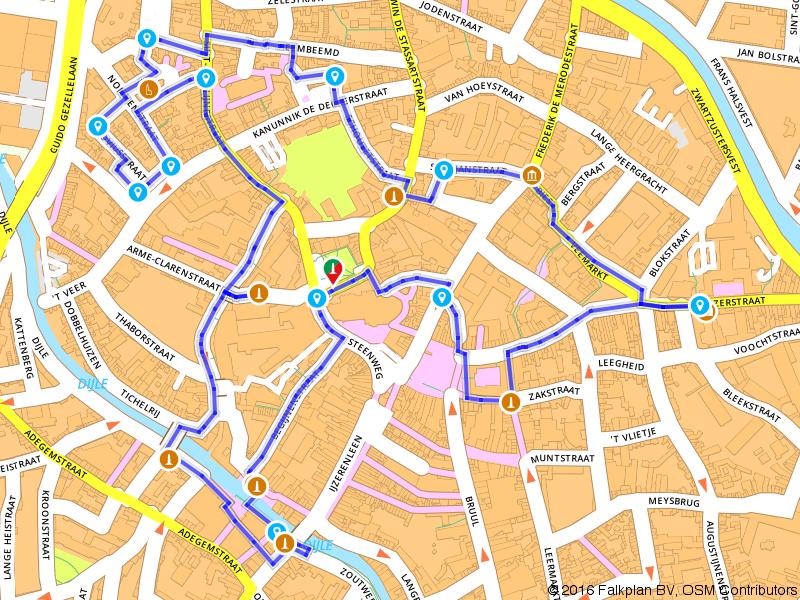 Stadswandeling Mechelen - Bier in vrouwenhanden