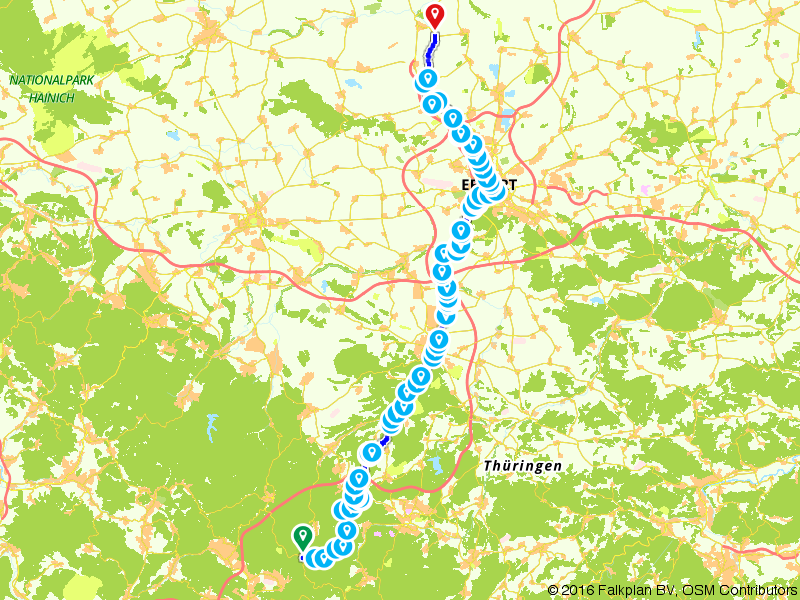 Gera-Radweg
