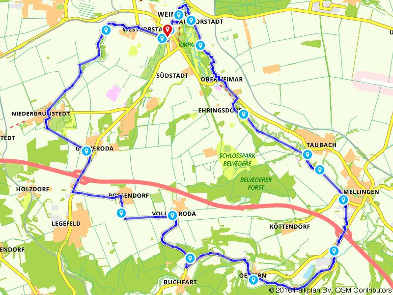 Feininger-Radweg