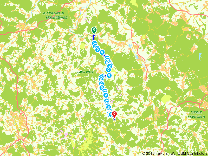 Feldatalradweg