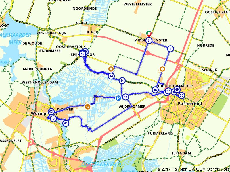 Door Laag Holland en Werelderfgoed de Beemster
