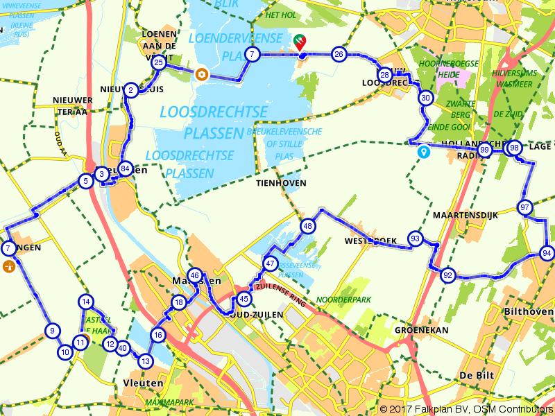 Het schitterende Utrechtse laagland