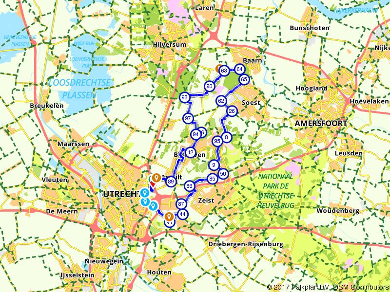 Volop genieten van de Utrechtse Heuvelrug