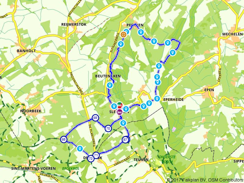 Grand Tour rondom Slenaken