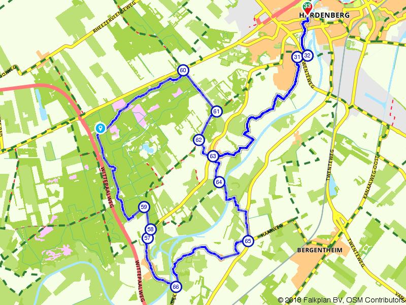 Hardenberg- Rheeze-Diffelen