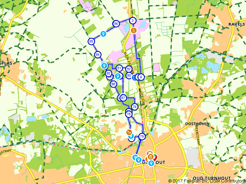 Van natuur tot cultuur in Turnhout