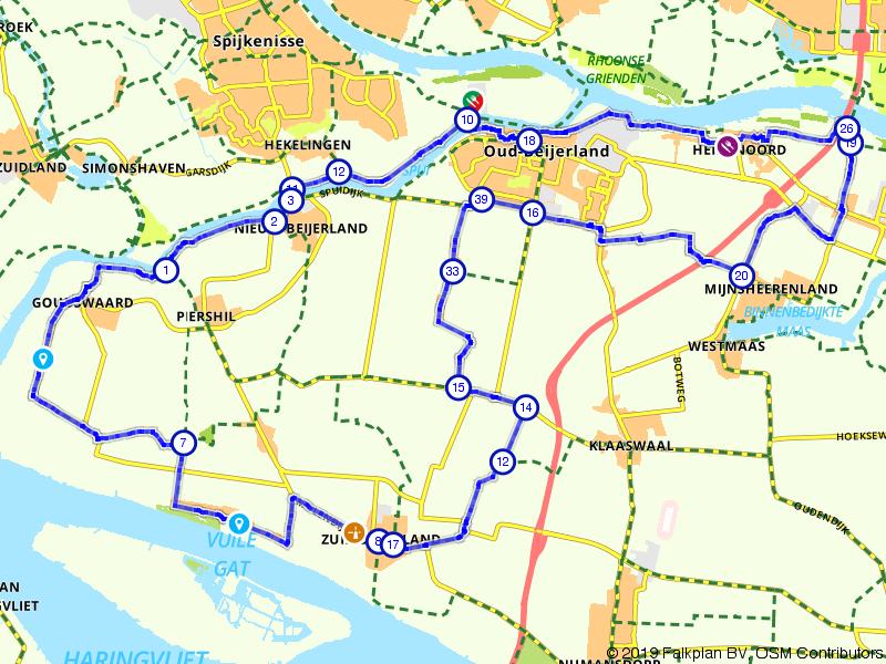 Ontdek de polders rondom Oud-Beijerland