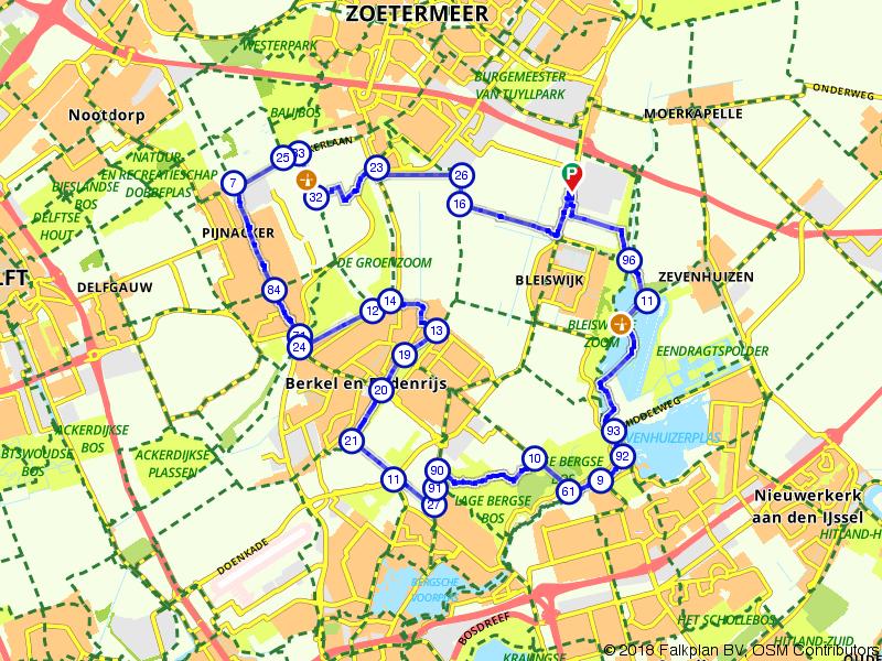 Een heerlijk Hollands dagje fietsen
