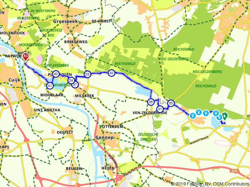 Overkwartier 15 | Rustplaats Graefenthal: Asperden – Mook ERFGOEDFESTIVAL
