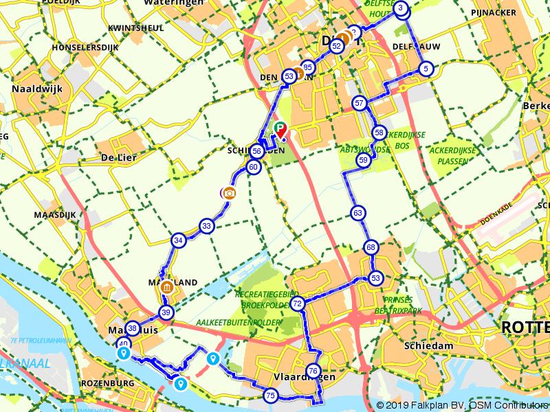 Midden-Delfland: een feest voor fietsers
