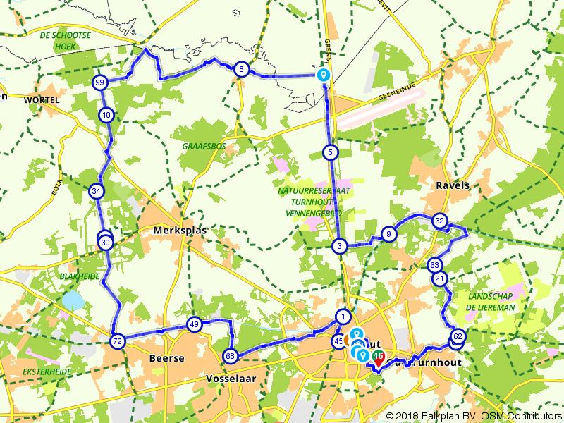 Natuur en cultuur gaan hand in hand rondom Turnhout