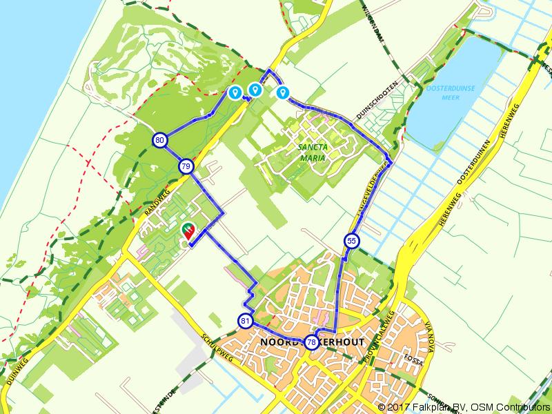 Rondje Noordwijkerhout